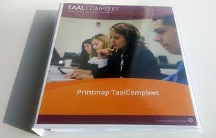 Docentenordner TaalCompleet A1 met praatplaten