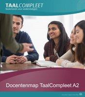 Docentenordner TaalCompleet A2 nieuw